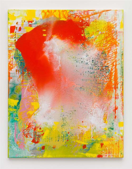 , 'Portrait (Invisible Light),' 2017, Rhona Hoffman Gallery
