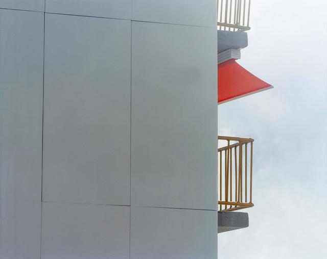 , 'Balcony (day),' 2019, Akinci