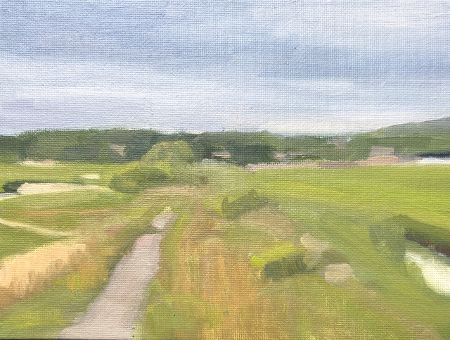 Diana Horowitz, 'Path from Corn Hill', 2018, The Schoolhouse Gallery