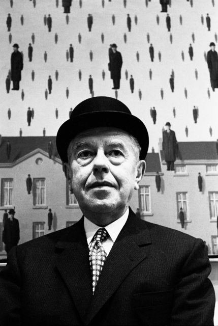 , 'René Magritte at MOMA,' 1965, Atlas Gallery