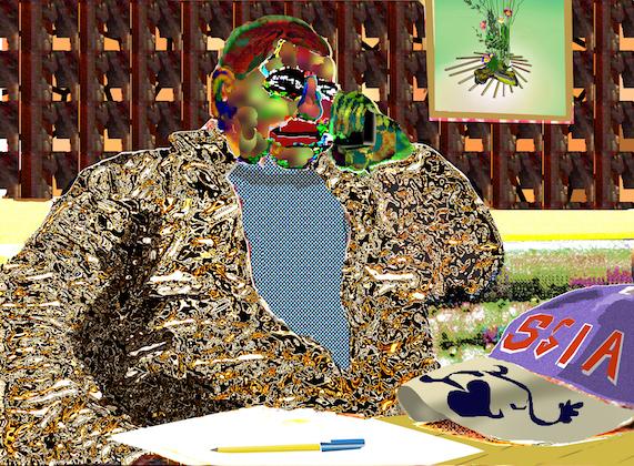 , 'Mavrodiev,' 2016, SARIEV Contemporary