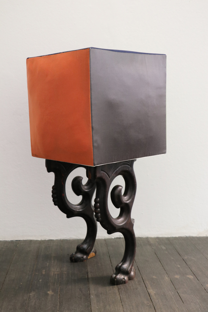 , 'Kopffüßler,' 2011, KM