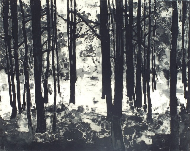 , 'Landscape III (Bright Forest),' 2015, Niels Borch Jensen Gallery and Editions
