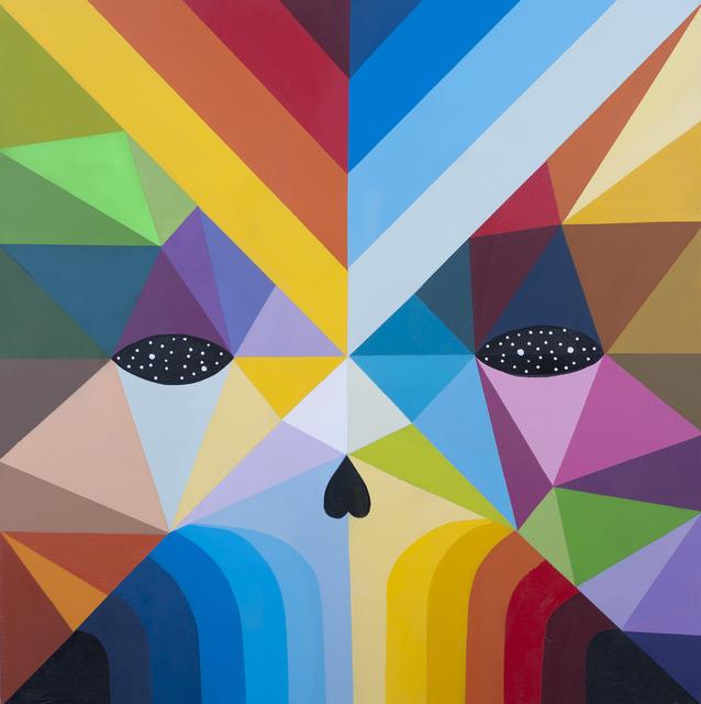 , 'Skull Mutations II,' 2017, StolenSpace Gallery