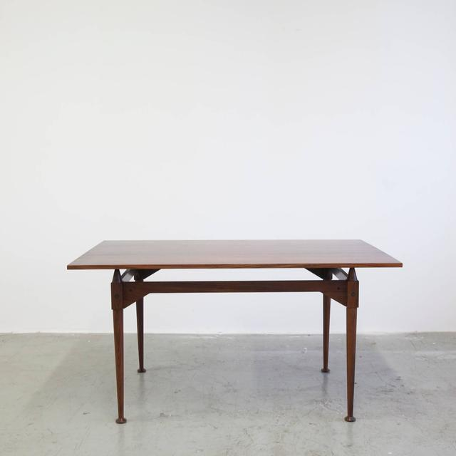 , 'Early TL3 demountable dining table in rosewood,' ca. 1959, Nicholas Kilner