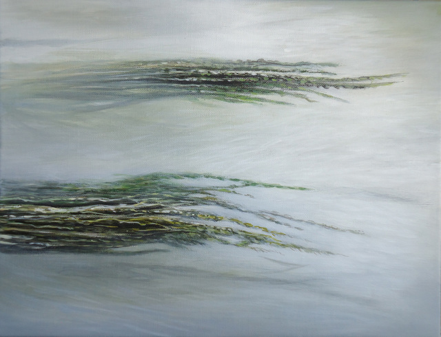 , '2 Flous Flottants,' 2014, Rosenbaum Contemporary