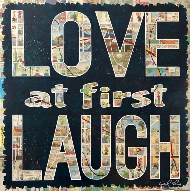 , 'Love at First Laugh,' 2019, Gallery 133