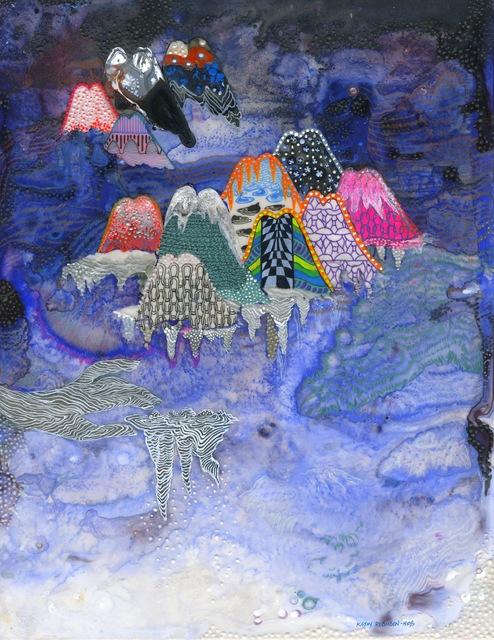 , 'Receding 2,' 2015, Ro2 Art