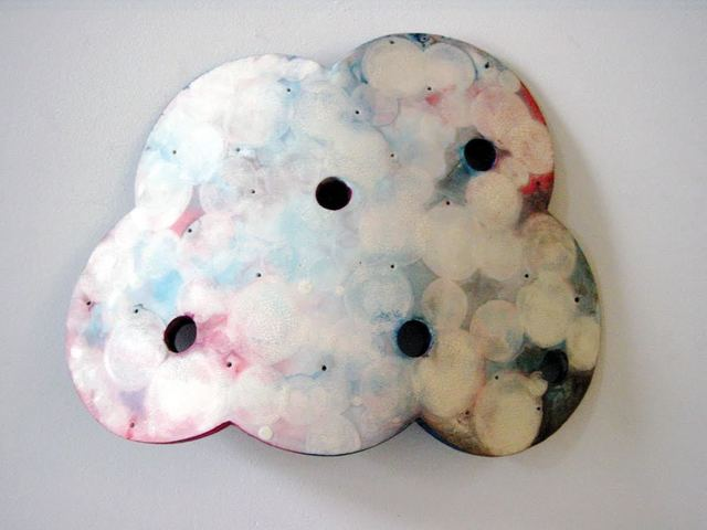 , 'Red Blue Cloud,' 2002, Cross Contemporary Art