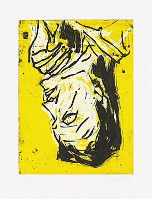 Georg Baselitz, 'Elke VII', 2017, Galerie Boisseree