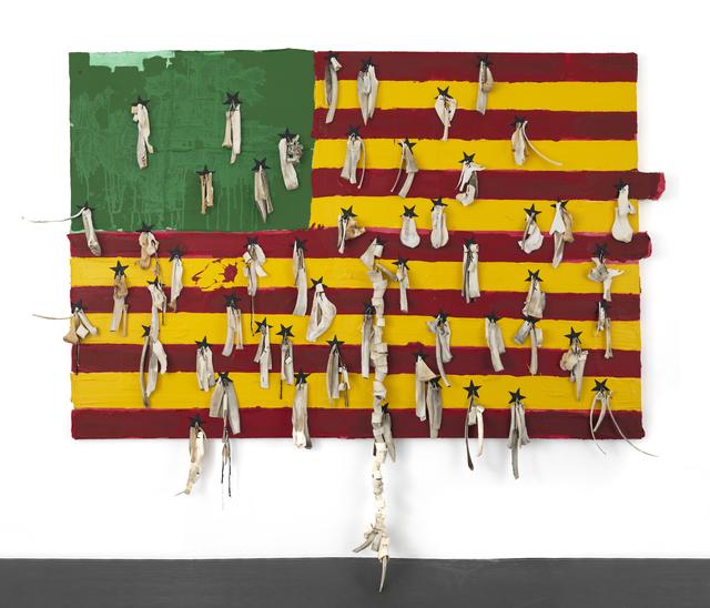 , 'Ossements,' 2018, Galerie Nathalie Obadia