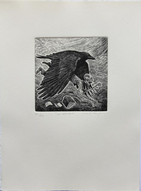 Dario Castillejos, 'La Captura', 2017, Galería Quetzalli