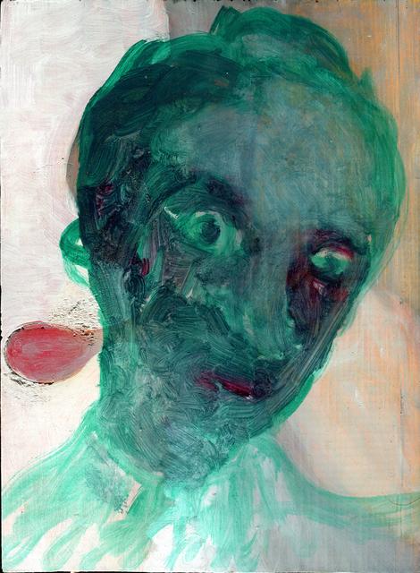 , 'Autoportrait,' 2017, Red Arrow Gallery