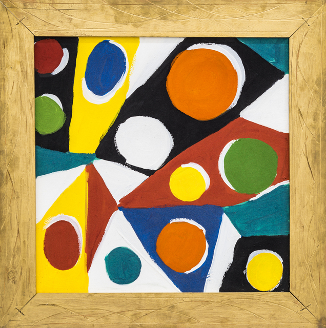 , 'Sewamende,' 1991, Rosamund Felsen Gallery