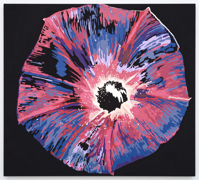 , 'Vortex Flower ( black hole),' 2016, Lora Reynolds Gallery