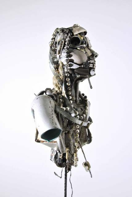 , 'Ragazza di perle,' 2017, SimonBart Gallery
