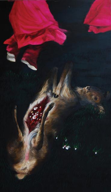 , 'Delivery III,' 2010, Galerie Sandhofer