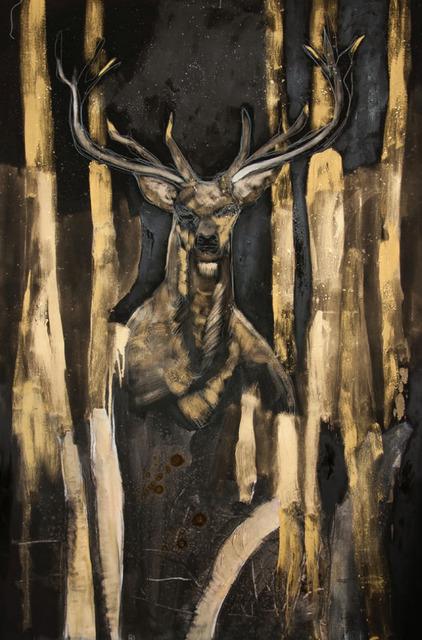 , 'La forza del bosco,' 2016, Maddox Gallery