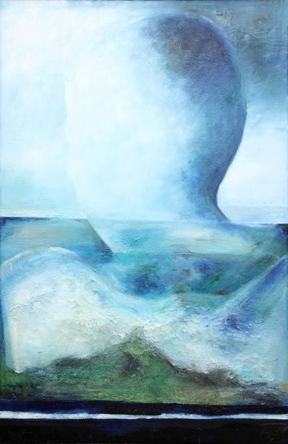 , 'Wall Flower (Oxeye Daisy),' 2017, (re)D. Gallery