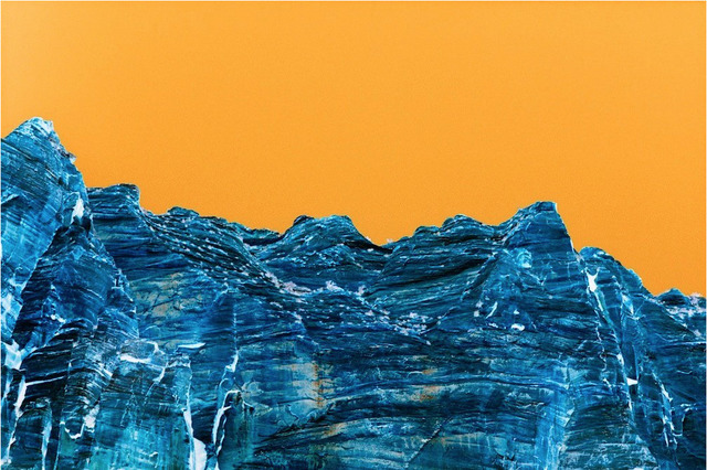 , 'The Blue Wall from Zion: Plateaux of Mirrors Series,' 2013-2015, Susan Eley Fine Art
