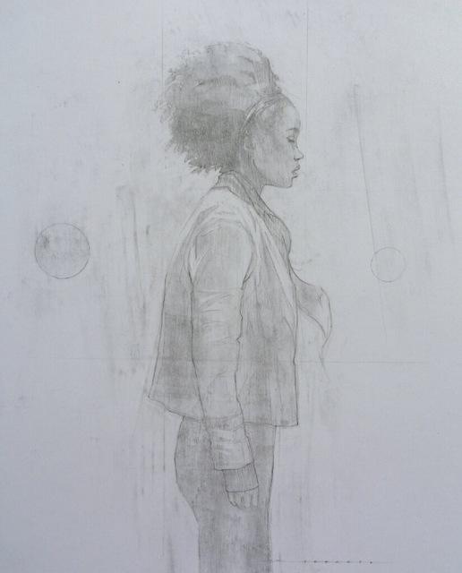 , 'Study VI,' , Hugo Galerie