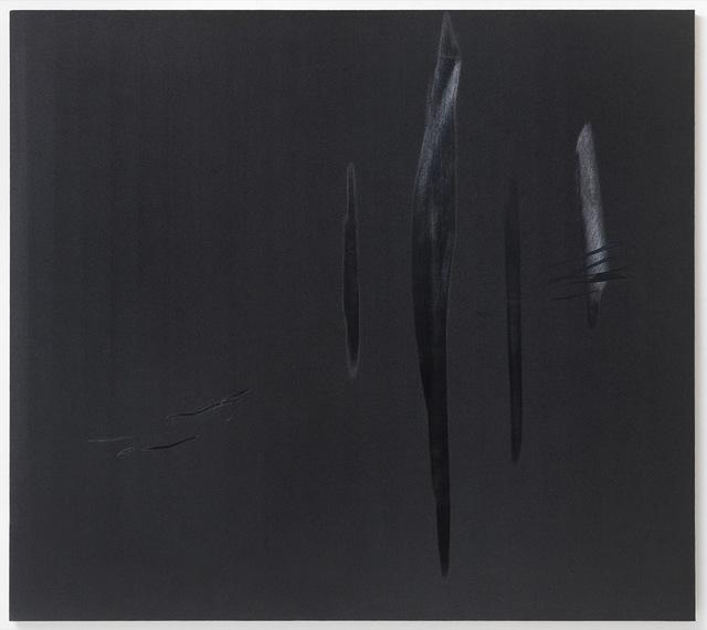 "Thilo Heinzmann, '""O.T.""', 2014, Painting, Oil on canvas, plexiglas cove, Perrotin"