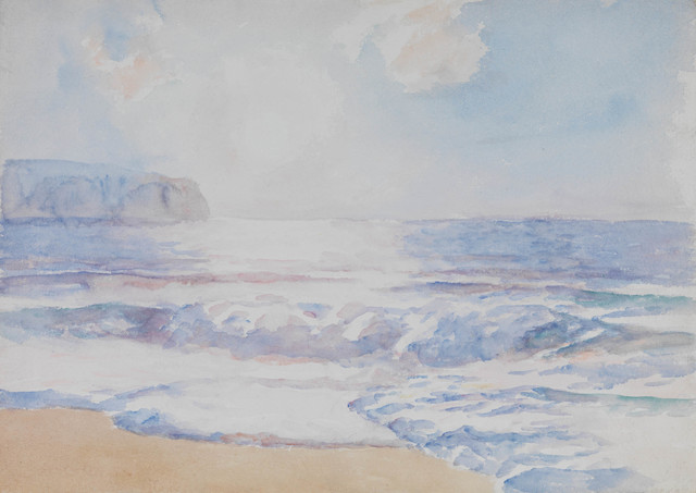 , 'Sunlit Sea,' , Messums