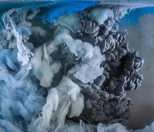 Kim Keever, 'Abstract 41270', 2018, Tillou Fine Art