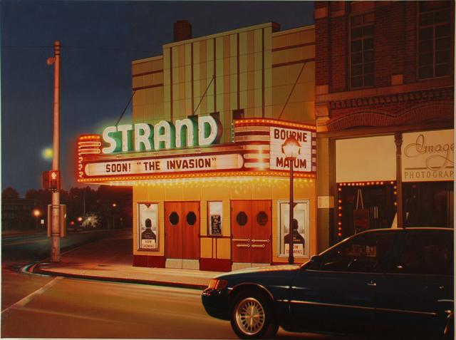 Robert Gniewek, 'Strand Theater', 2012, Louis K. Meisel Gallery
