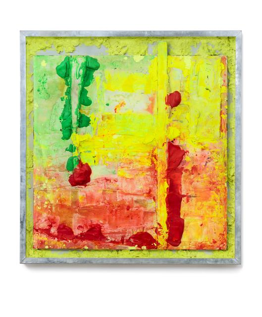 , 'Square Landscape,' 2015, STPI