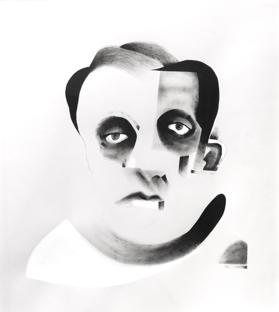 , 'Untitled Portrait VI,' 2012, Moskowitz Bayse