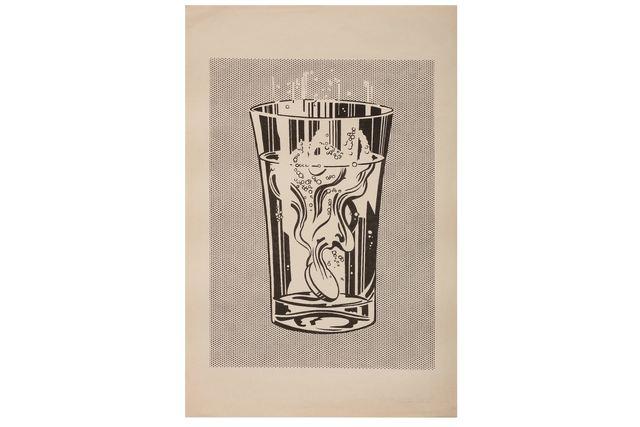 Roy Lichtenstein, 'Alka Seltzer', 1966, Chiswick Auctions