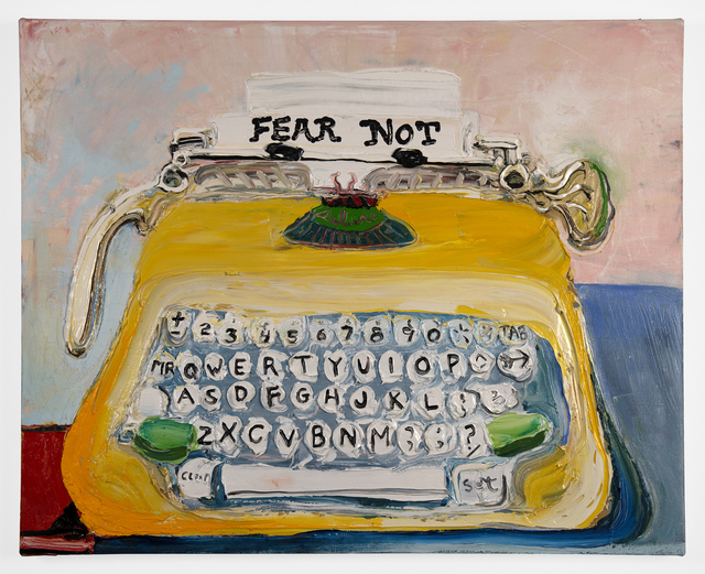 , 'Fear Not,' 2017, FRED.GIAMPIETRO Gallery