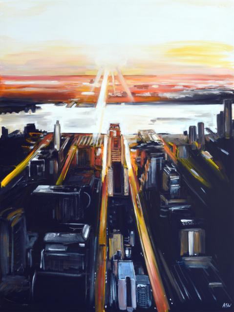 , 'Manhattan Island,' 2014, Ascot Studios
