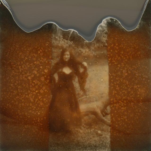 Julia Beyer, 'Listen To The Silence - Contemporary, Polaroid, Photograph, Figurative', 2017, Instantdreams
