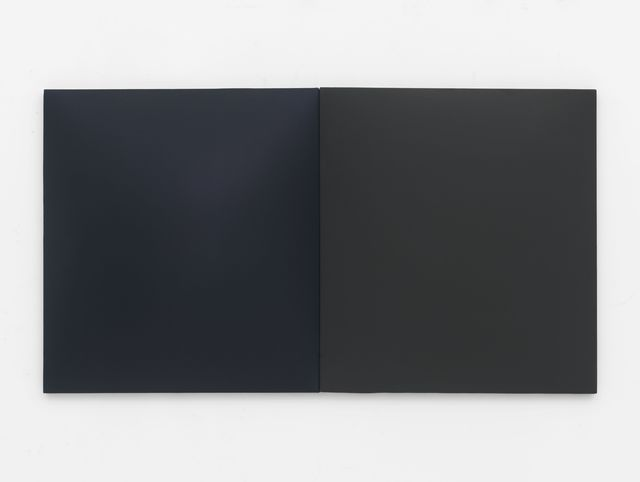 , 'Blue in Black,' 2016, Super Dakota