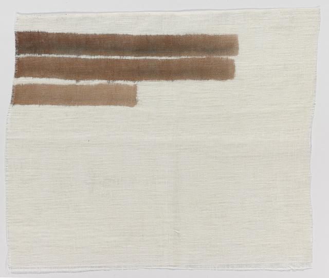 Giorgio Griffa, 'Untitled', 1970ies, Dierking