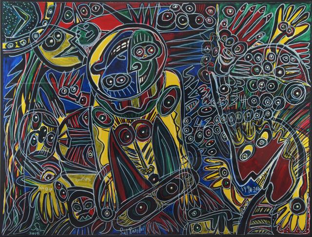, 'A Thousand Flying,' , Salomon Arts Gallery