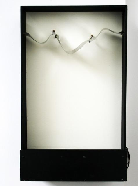 , 'Continuel lumiere nr. 5,' 1966, Galerie Hans Mayer