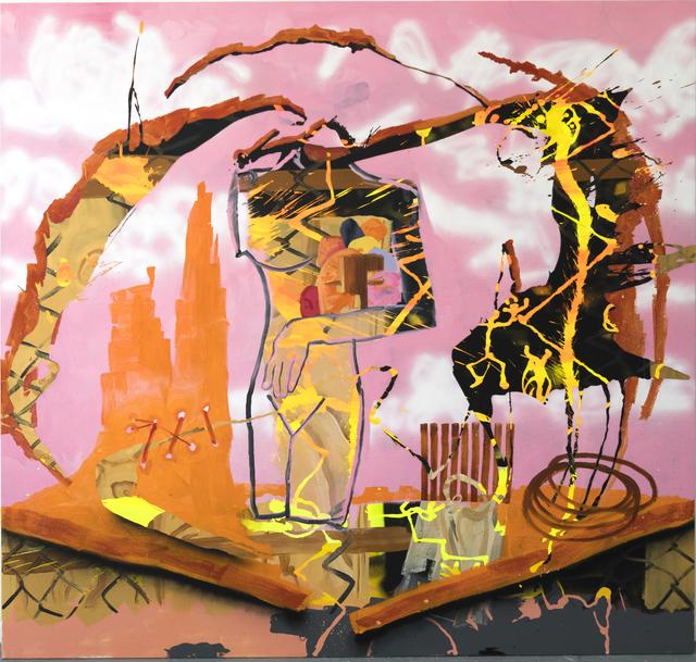 , 'Separation,' 2018, Boers-Li Gallery