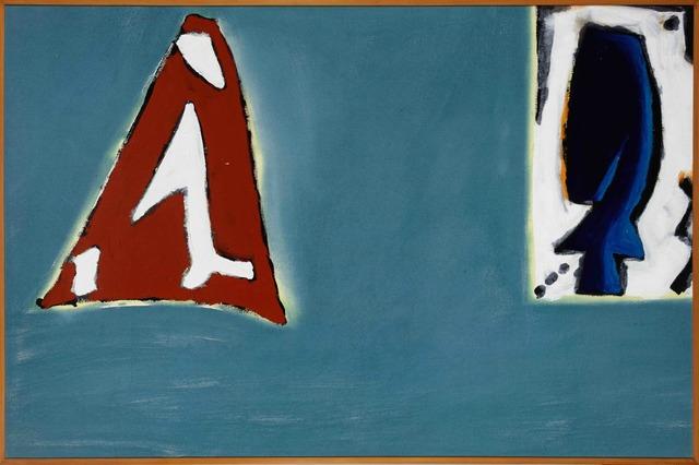 , 'Azul da Prússia,' 1986, Pinakotheke