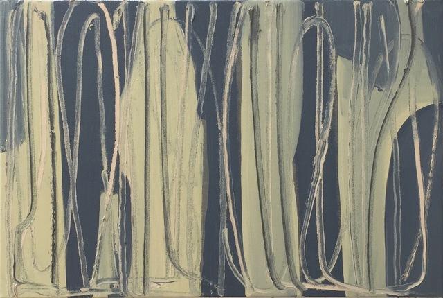 Christopher Le Brun, 'Woodlines IX', 2019, Albertz Benda