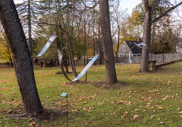 , 'Curves #1 Outdoor SCULPTURE by Jacques Jarrige,' 2017, Valerie Goodman Gallery