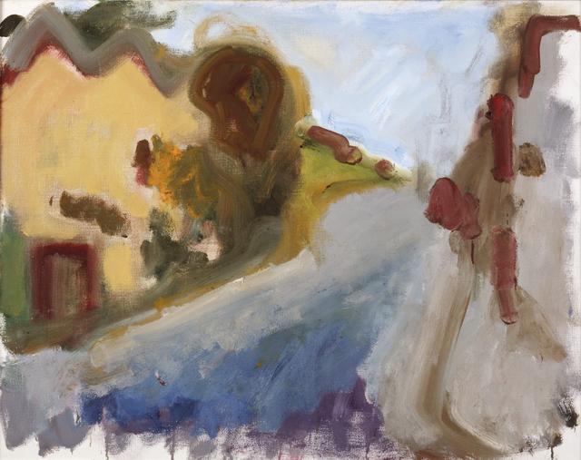 Robert De Niro, Sr, 'Landscape with Road', n.d., DC Moore Gallery