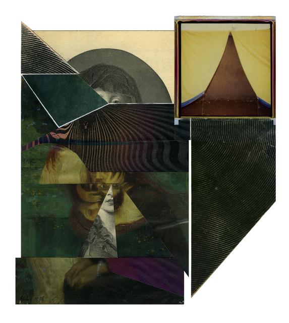 , 'Shelter,' 2014, Arróniz Arte Contemporáneo