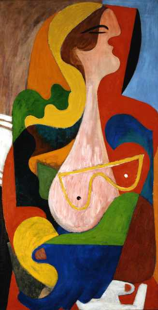 , 'Figure,' ca. 1940, Richard Norton Gallery