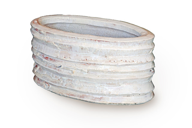 , 'WHITE ACCORDION PLANTER,' 2013, Gray Gallery