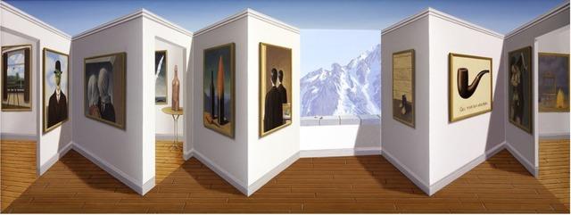 , 'Marvellous Magritte,' 2014, Hanmi Gallery