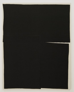 , 'Large Shutter 1,' 2014, VI, VII