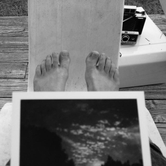 , 'Polaroid,' 2016, DENK Gallery